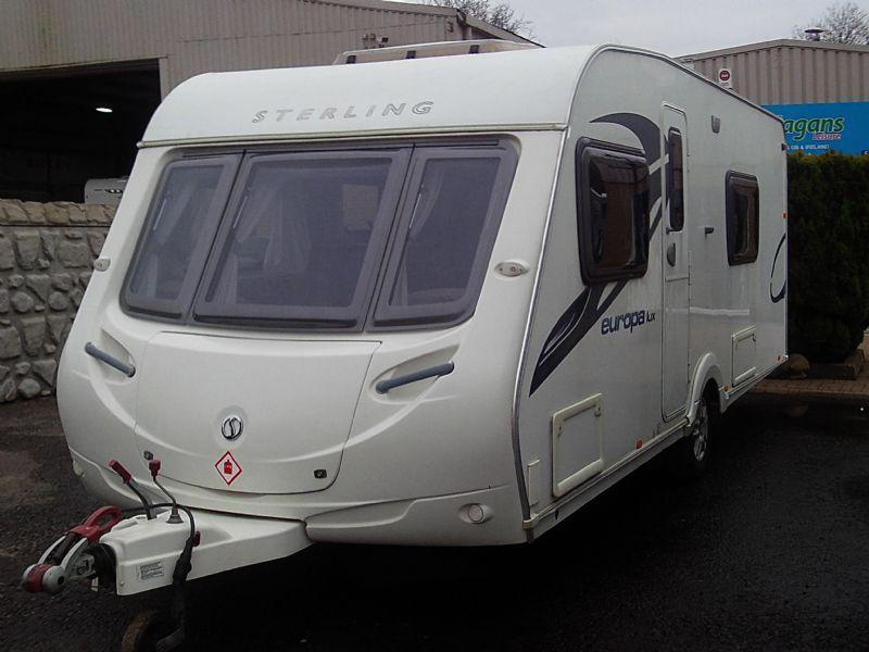 Sterling Europa 550