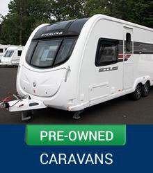 Pre-owned Caravans