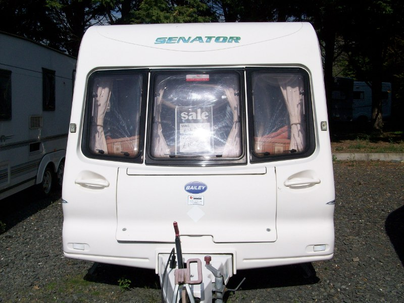 2002 Bailey SENATOR