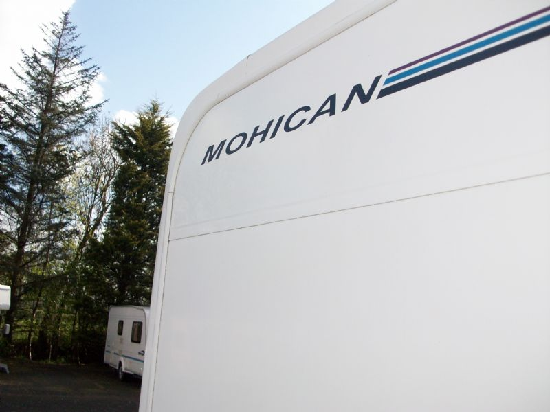 Autotrail Mohican