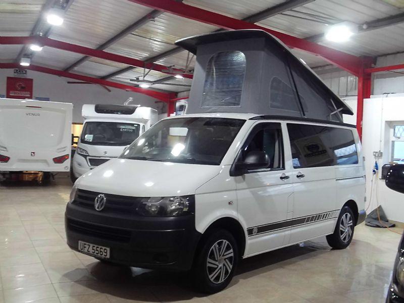 VW T28 Camper